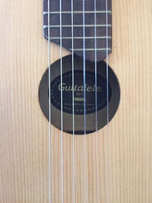 Guitarlele Yamaha GL1