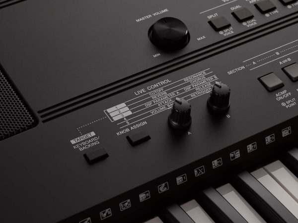 Organ Yamaha PSR-EW410
