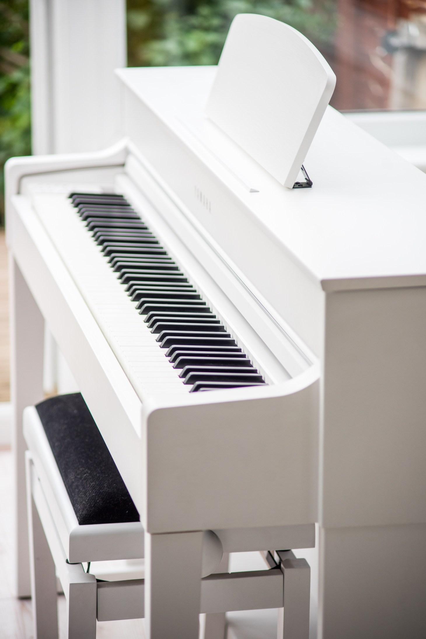 Piano điện Yamaha CLP535 3