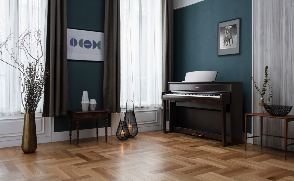 piano điện yamaha clp735
