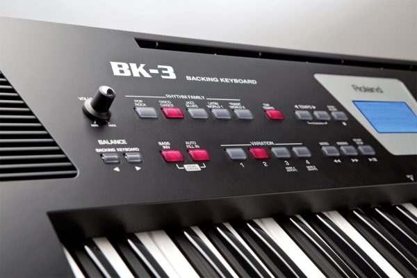 organ roland bk3