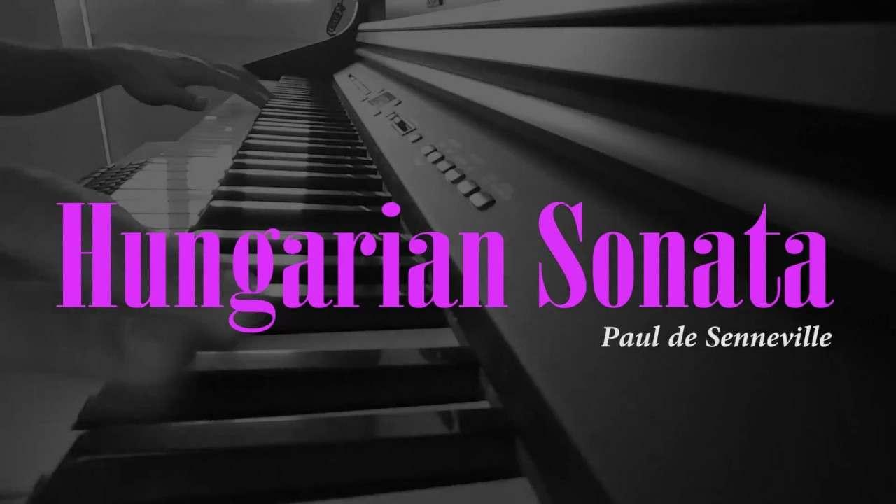 sheet-piano-hungarian-sonata